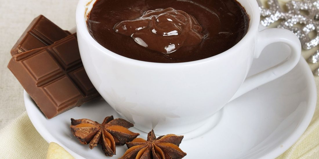 Cioccolata calda storia