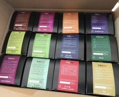 Tè verde, nero, bianco e rosso: guida ai diversi tipi di tè