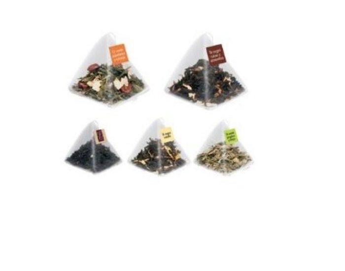 categoria Tè e Tisane in filtro PIRAMIDE