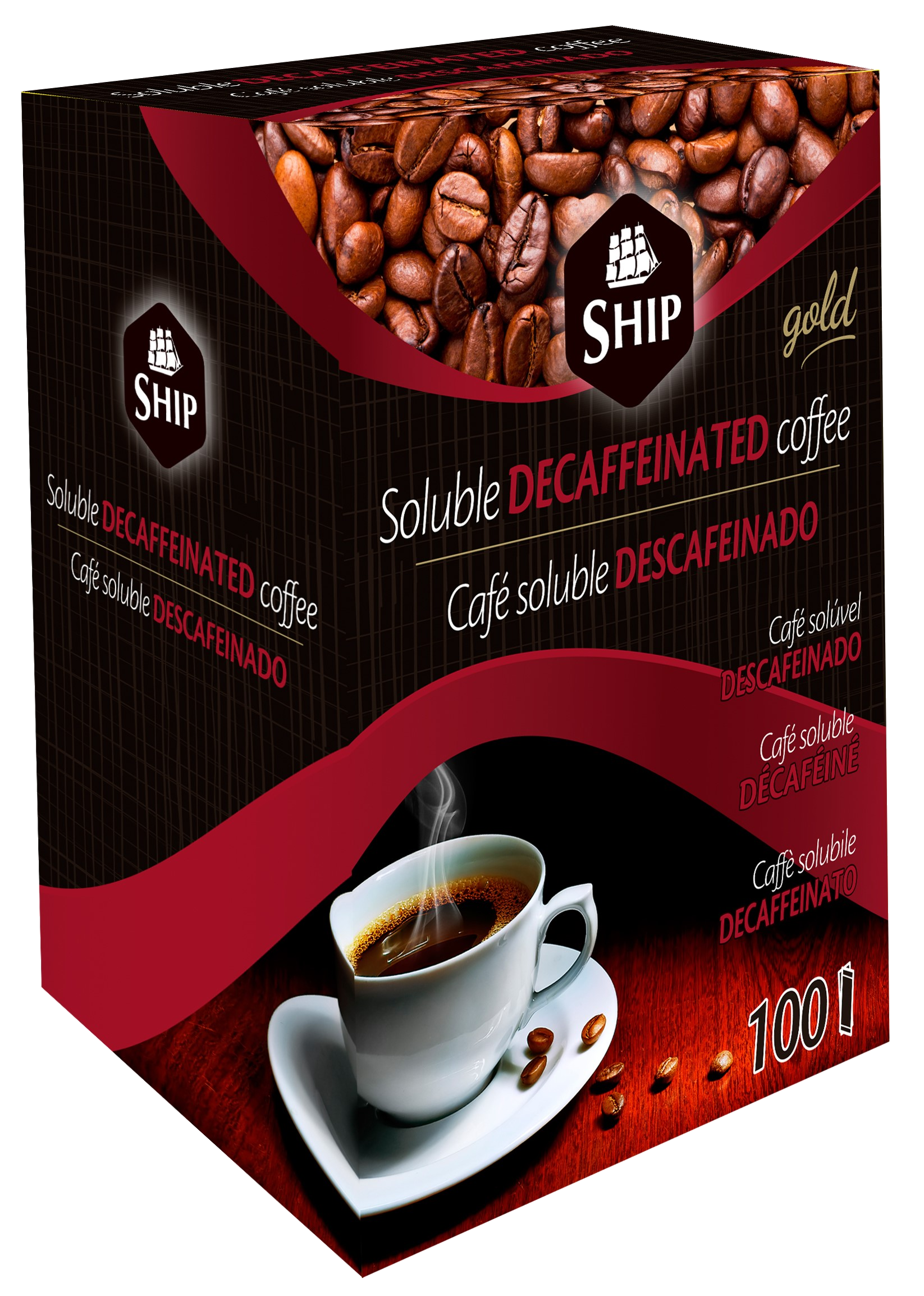 caffè solubile dec