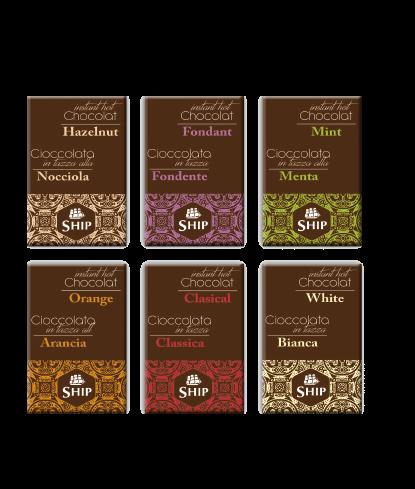 cioccolate personalizzabili